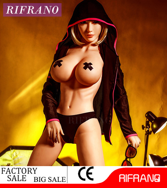 165cm Huge Breast Adult Sex Dolls for Man