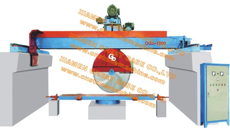 QQJ-1200 Bridge Type Edge Cutting Machine