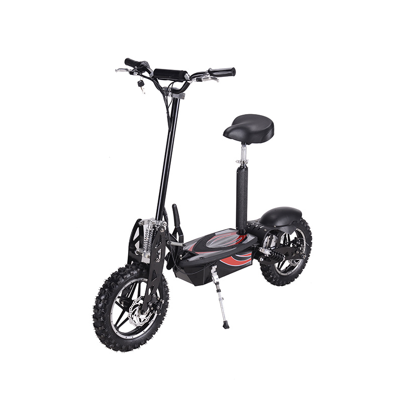 Mobility 1500W Foldable Brushless 2 Wheel Electric Motorcycle (SZE1500S-1)