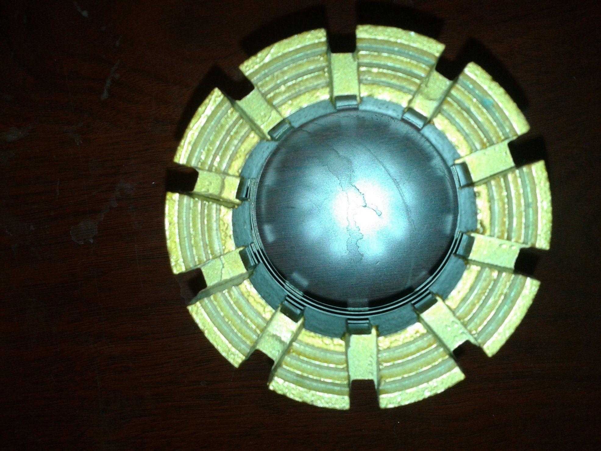 Diamond Impregnated/ Surface Set Drill Bit (BQ, NQ, HQ)