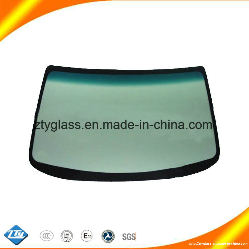 Tempered Rear Windshield Auto Glass From Zty Glass Factory
