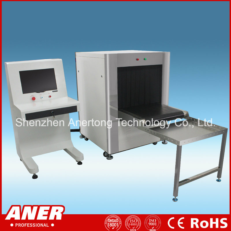 K6550 X Ray Luggage Scanner for Olympics, Gymnasium, Hotel Security