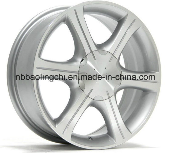 17 Inch Alloy Wheels with PCD 5X114.3 for Nissan