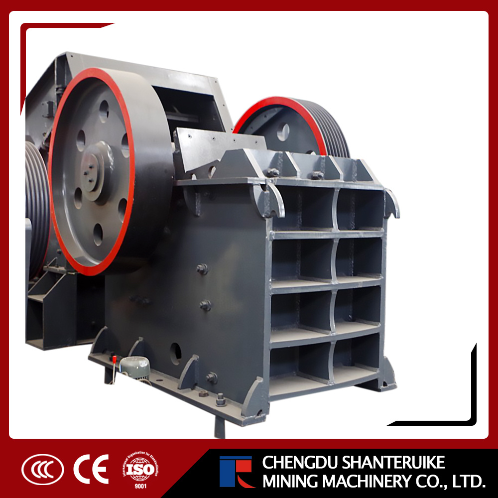 High Efficient PE Series Mobile Stone Crusher Machine in India
