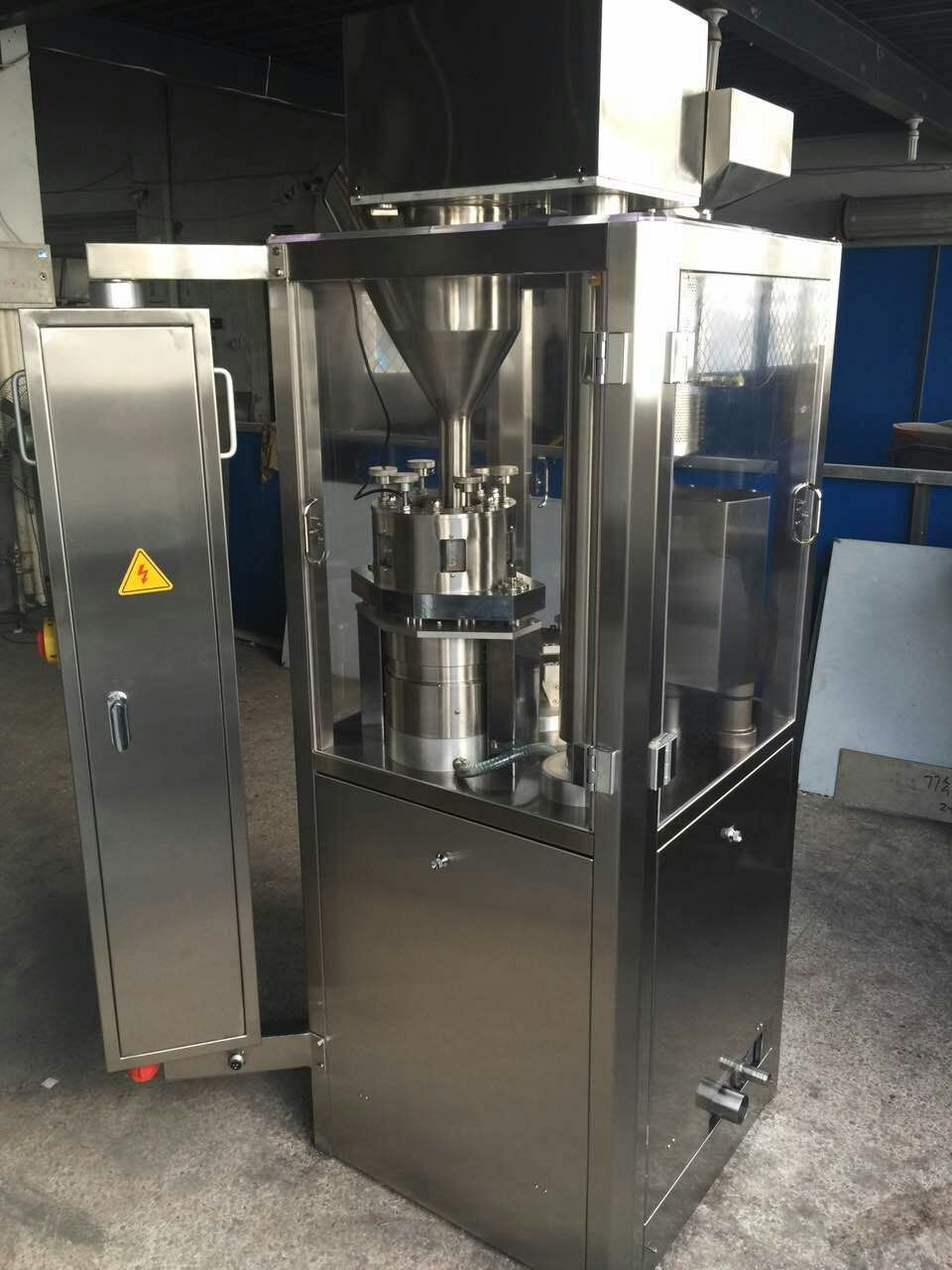 Njp-800 Small Automatic Hard Gelatin Capsule Filling Machine