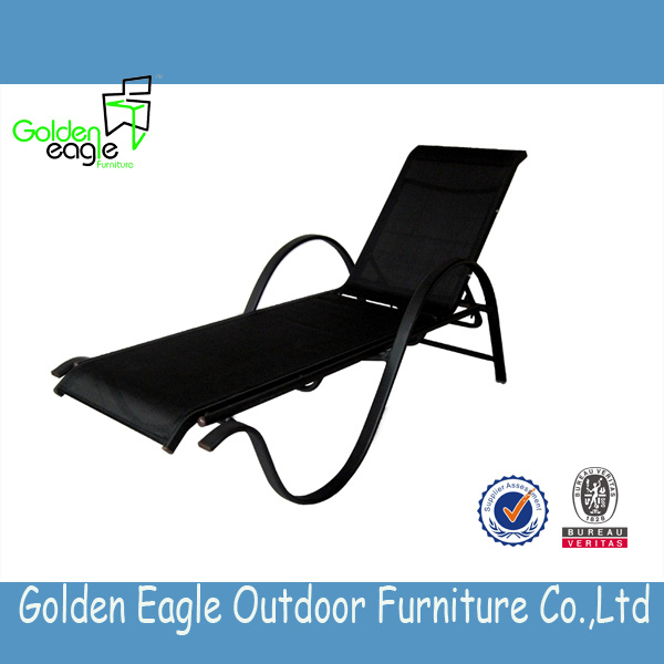 New Arrival Outdoor Furniture Beach Chair Sunbed