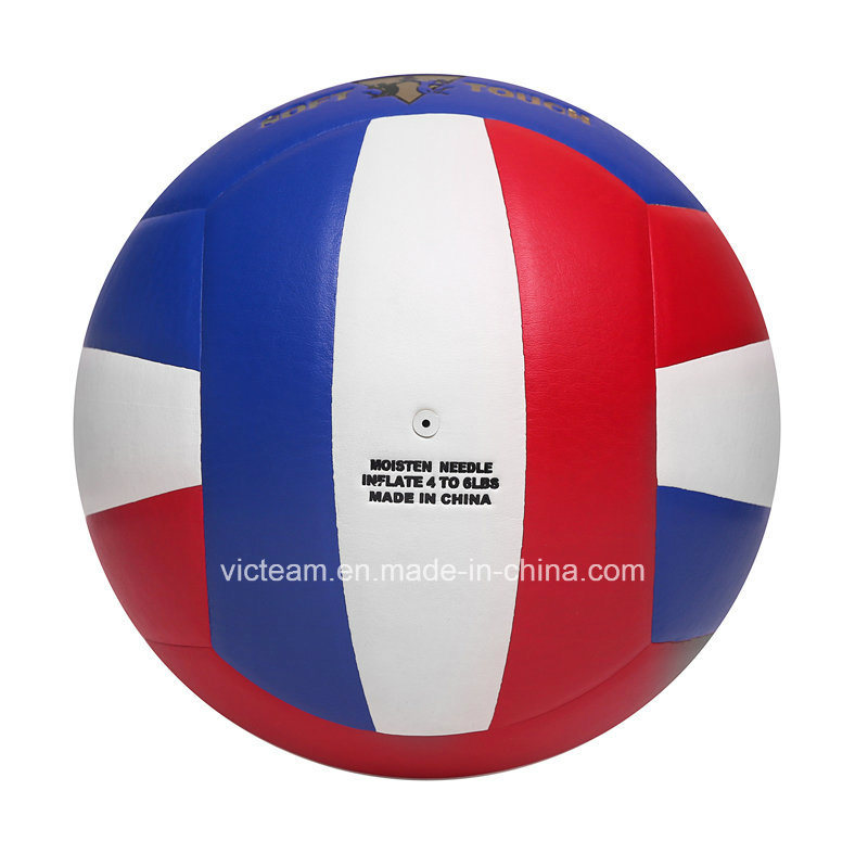 Club-Level Training Custom Logo Printed Volleyball