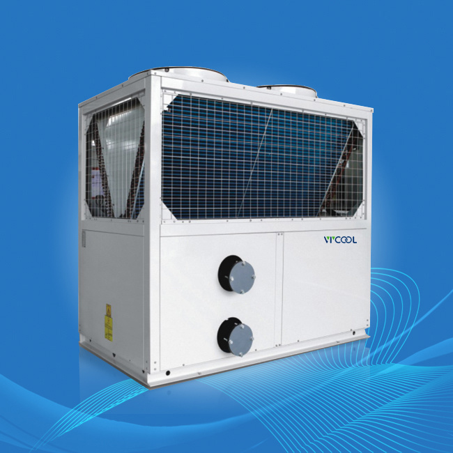 Air Source Heat Pump Water Heater for Hotel