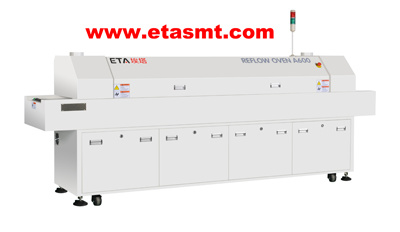 SMT Reflow Oven Machine A600 for LED PCB Soldering Machine