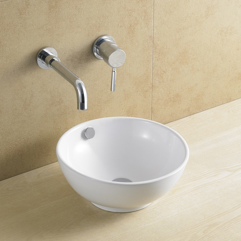 8005 Hot Sale Bowl Washhand Ceramic Basin
