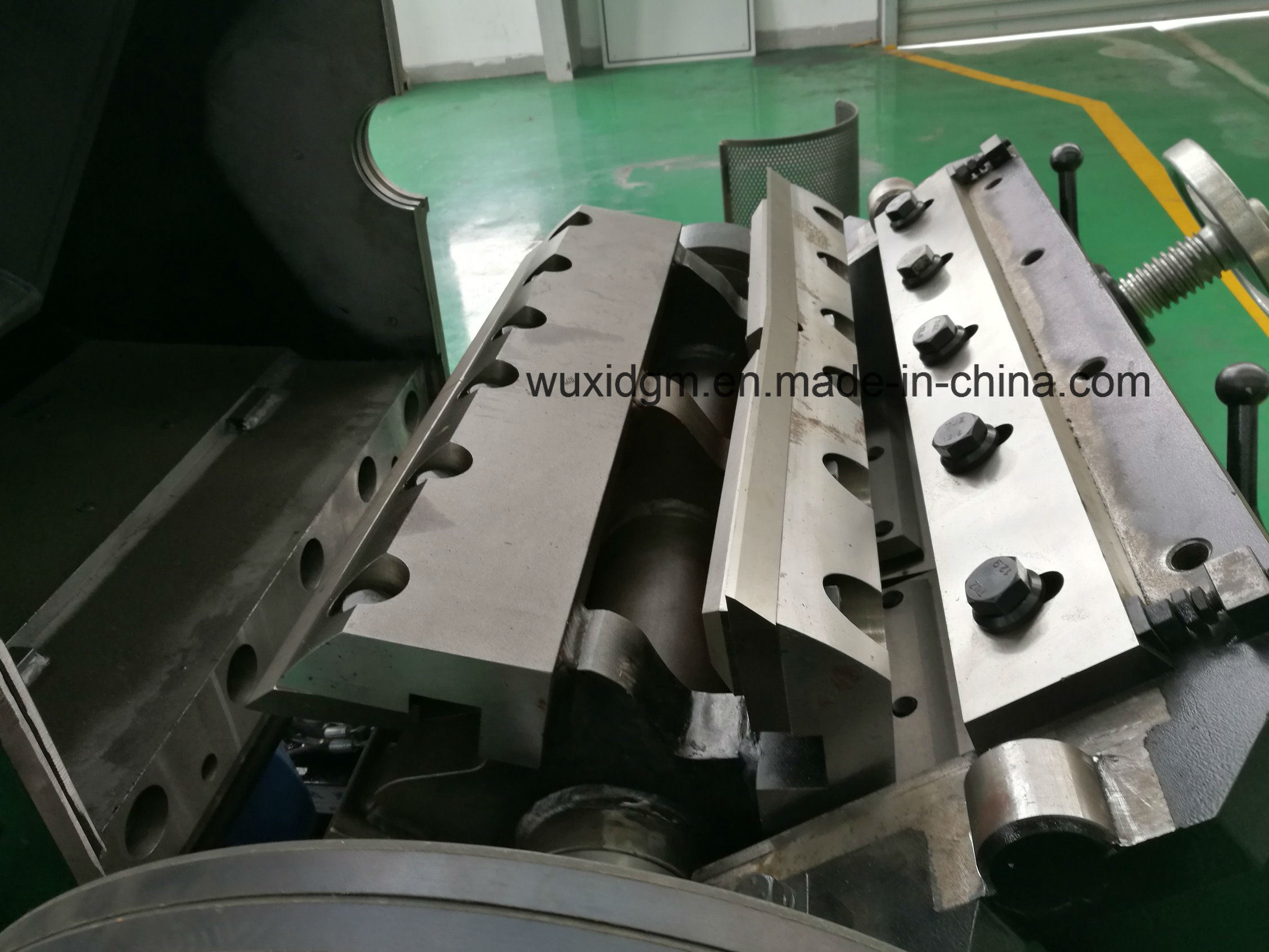 Dge700700 Economical Granulator Increase Value of Your Materials