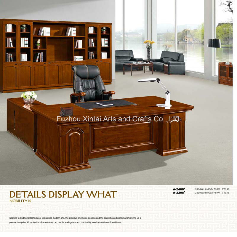 High Quality of Wooden Office Table