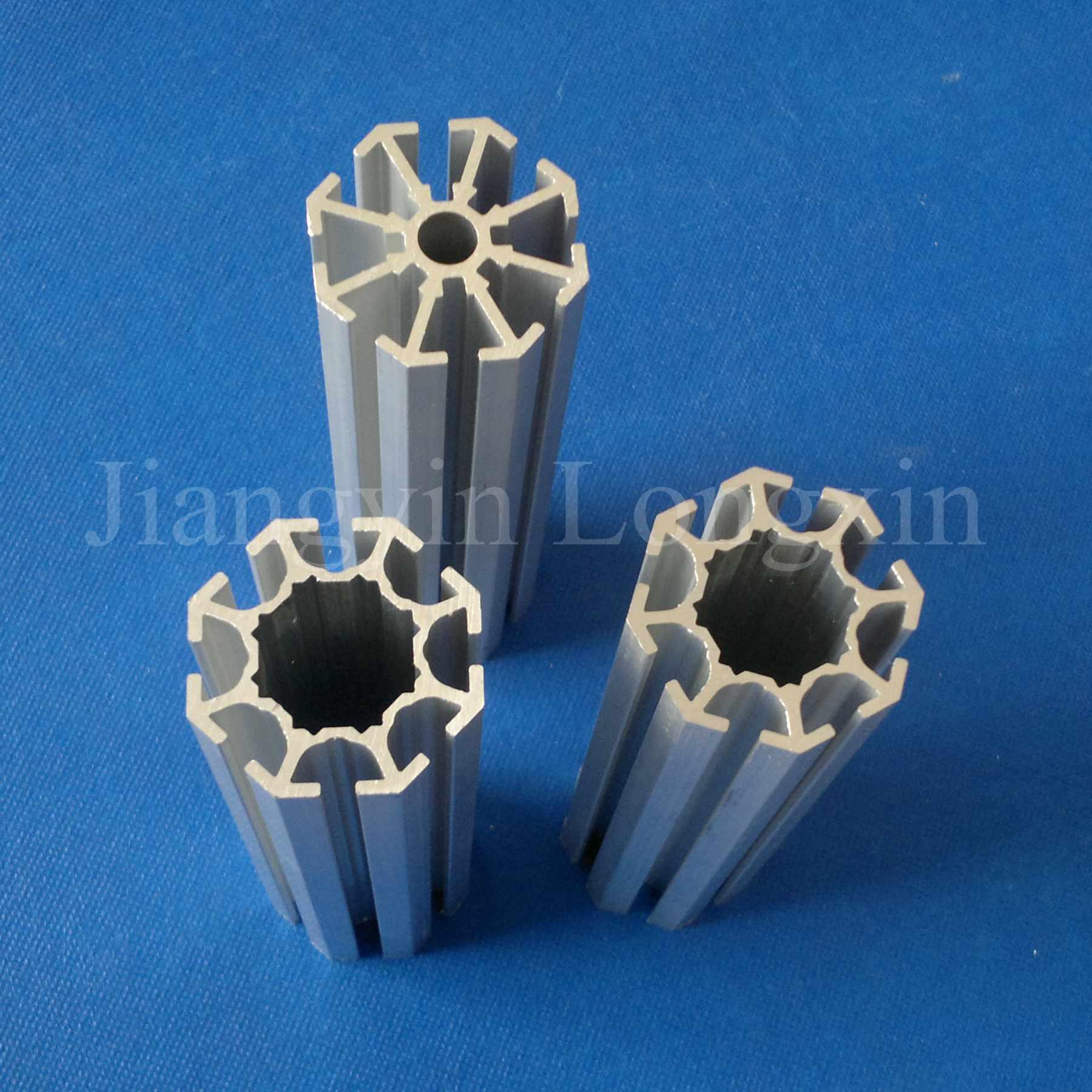 Anodized Aluminum/Aluminium Profile for Exhibition