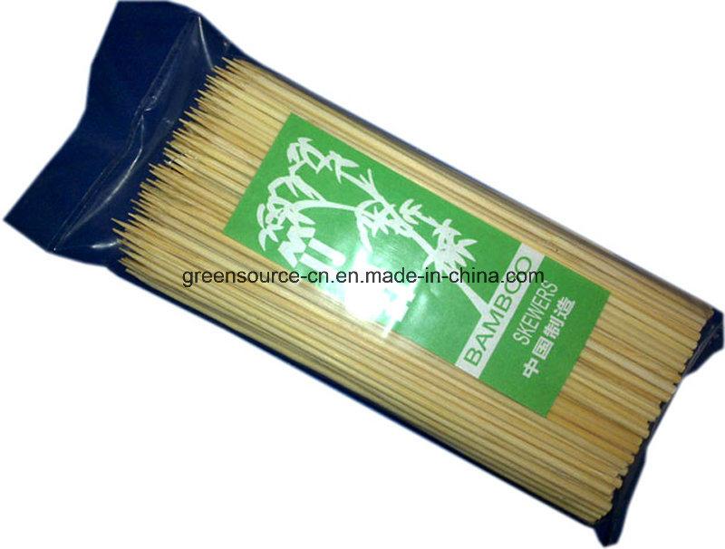 Bamboo Skewer / Bamboo Sticks / Barbecue Skewers