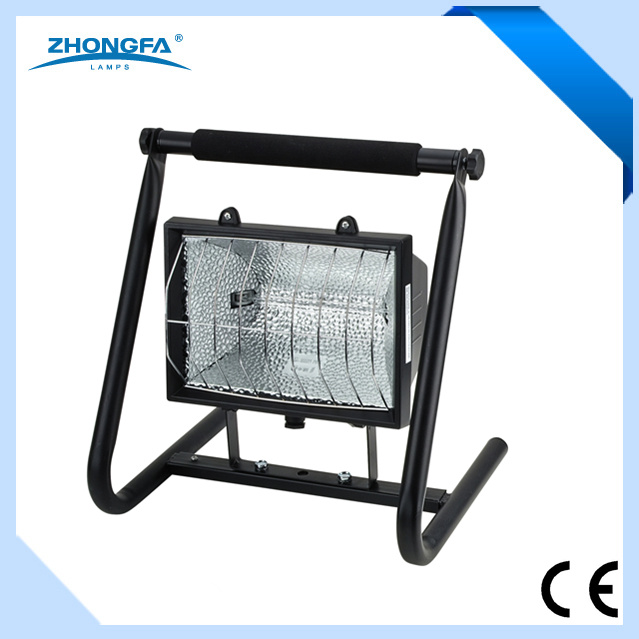 Portable 1000W Outdoor Light with Ce
