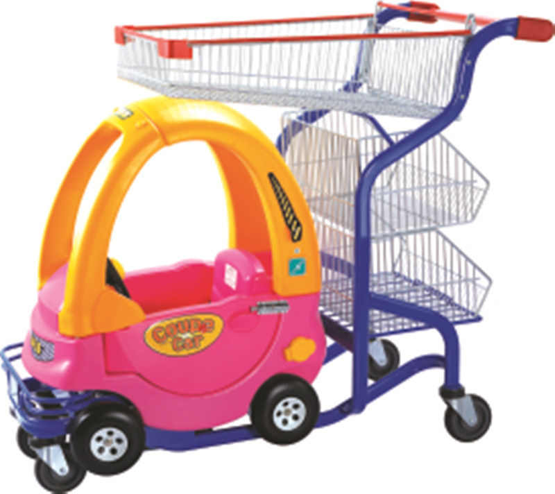 Children Toy Trolley, Shopping Trolley
