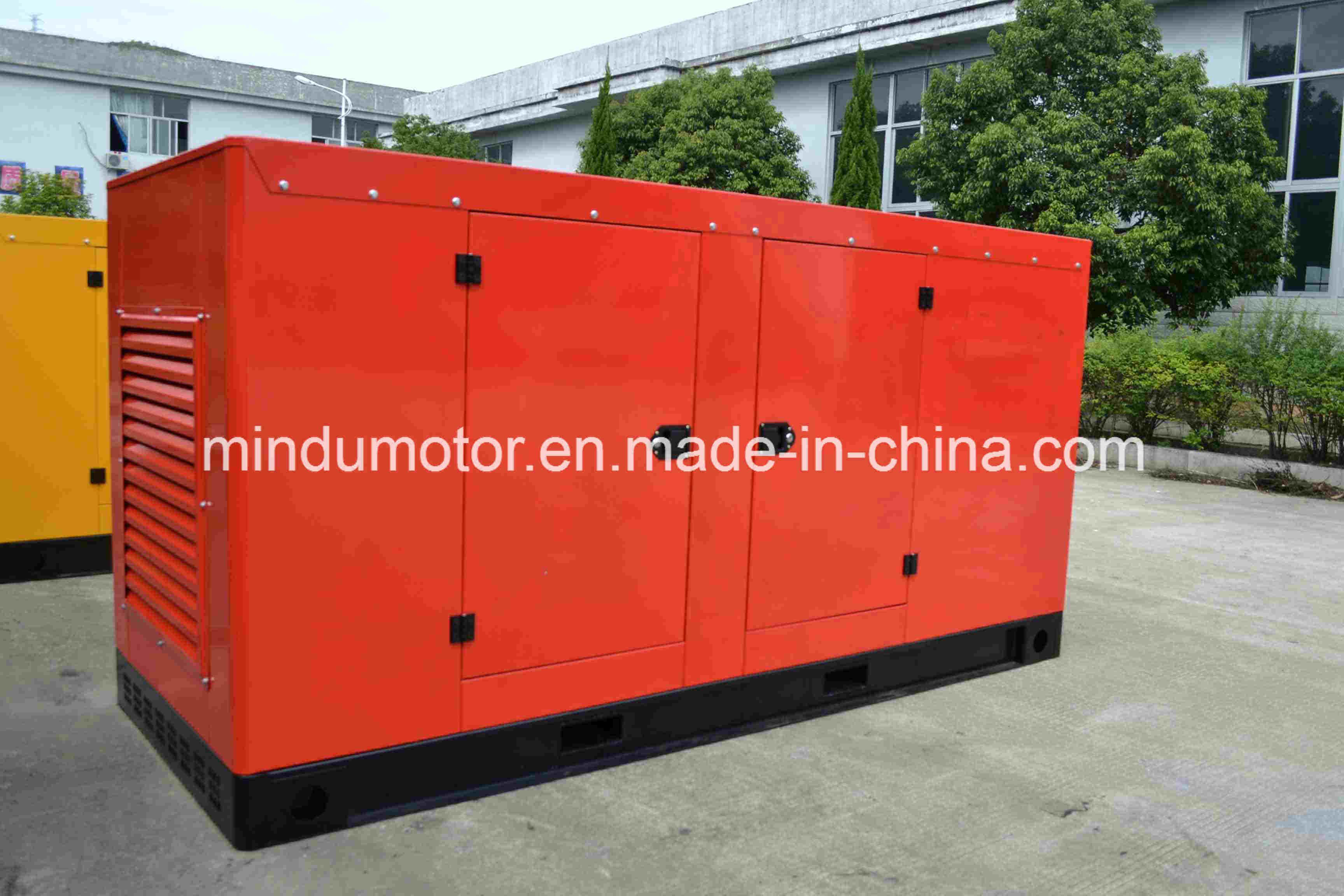 China 20kVA to 200kVA Ricardo Diesel Generator China Ricardo
