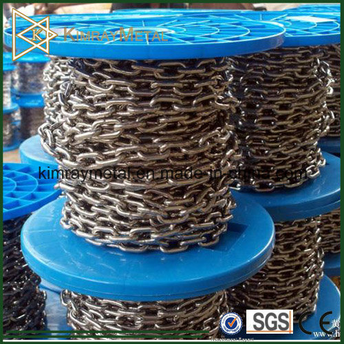 304 Grade Welded Stainless Steel Link Chains