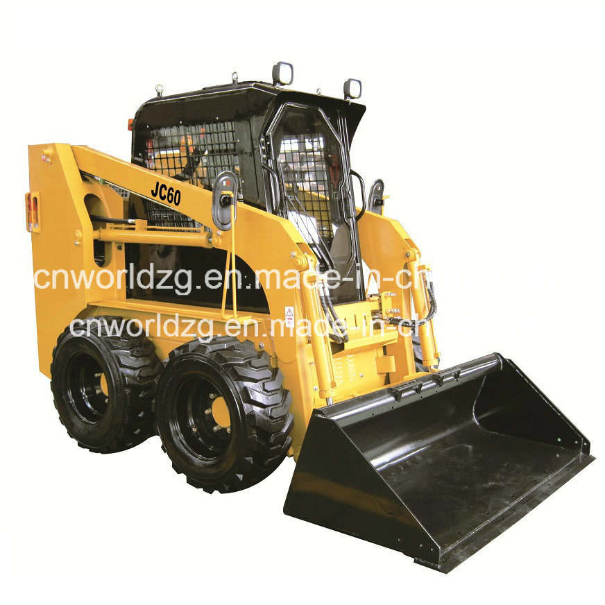 Skid Steer Loader with 1.7 Ton Tipping Load