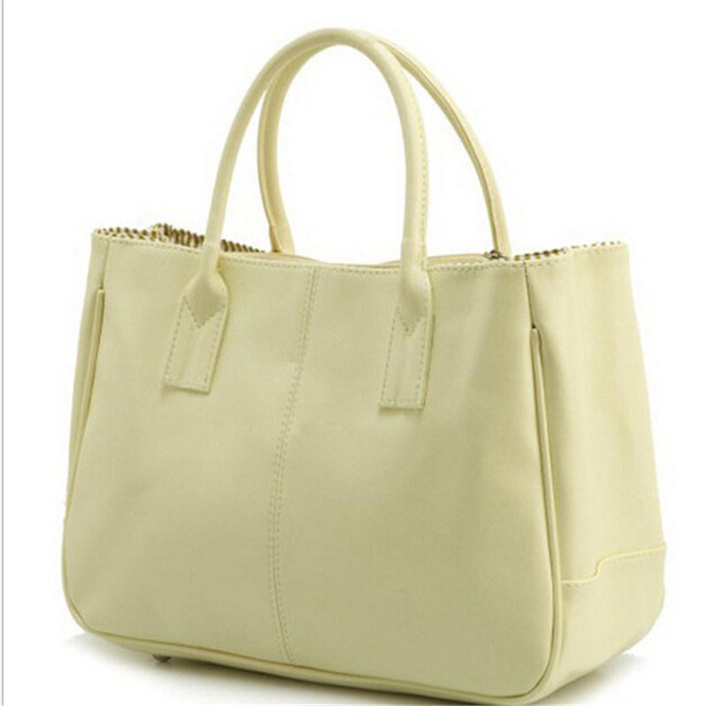 Fashional High Quality Lady PU Leather Handbag