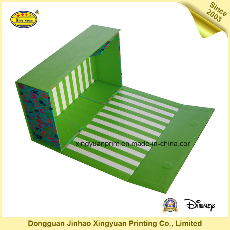 Hard Cardboard Paper Packaging Box for Gift (JHXY-PB0007)