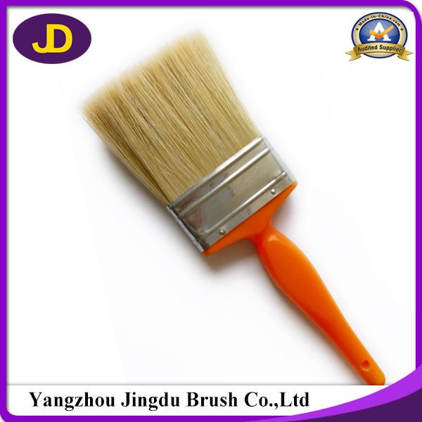 Plastic Handle 100% Filament Bristle Paint Brush