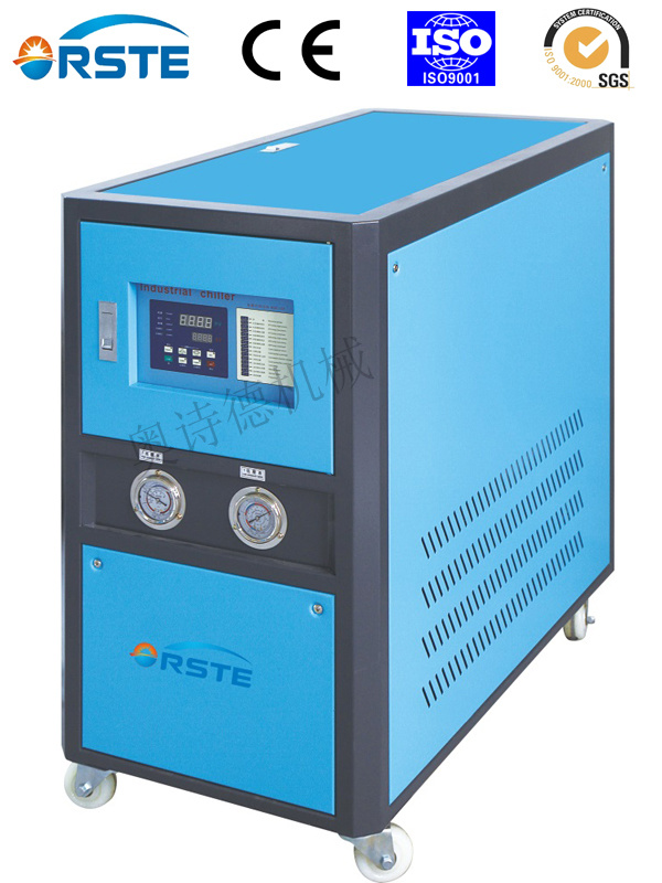 Industrial Chiller Water Cooling Machine for Plastic Injection Molding (OCM-5W ~ OCM-40W)
