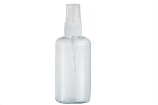 170ml Plastic Bottle with Lotion Pump (KLPET-06)