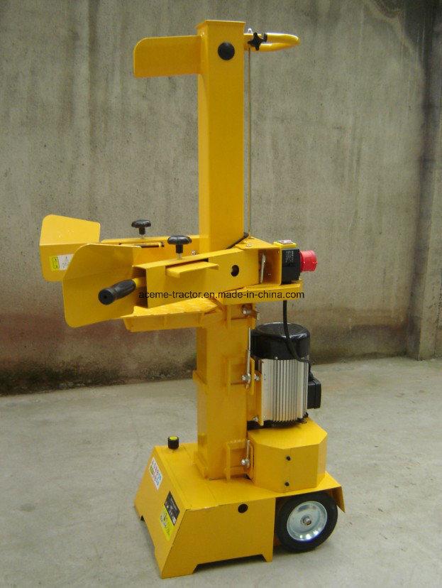 8t Vertical Electric Log Splitter Ce EPA
