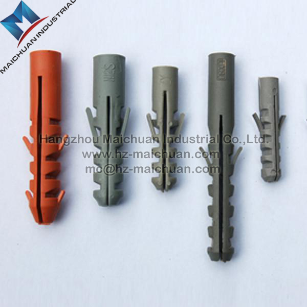 Plastic Dowels Anchor for Fasteners