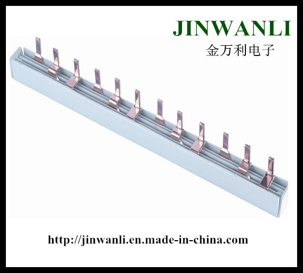 3p 63A MCB Pin Type Copper Busbar