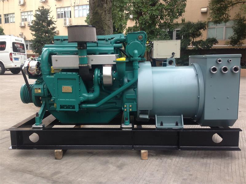 150kVA 120kw Deutz Engine Powered Diesel Generator Set Silent with Soundproof Canopy
