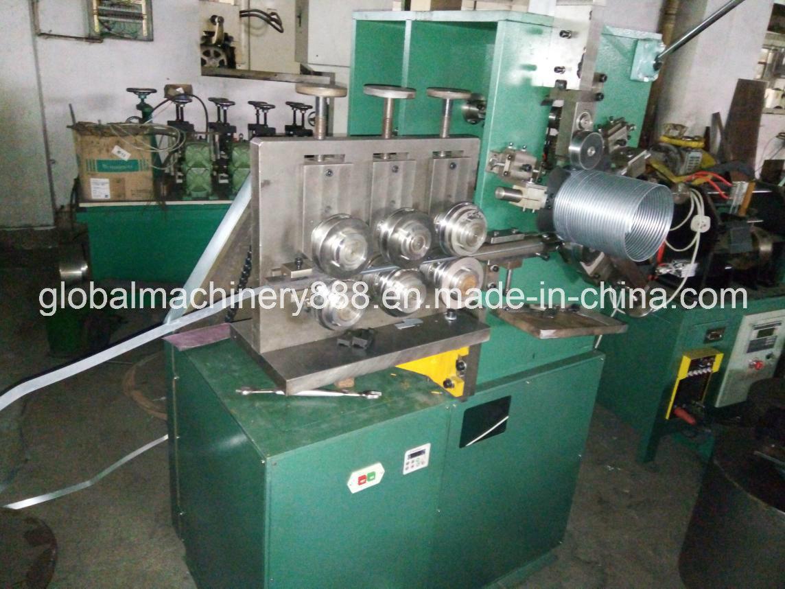Flexible Exhaust Hose Making Machine
