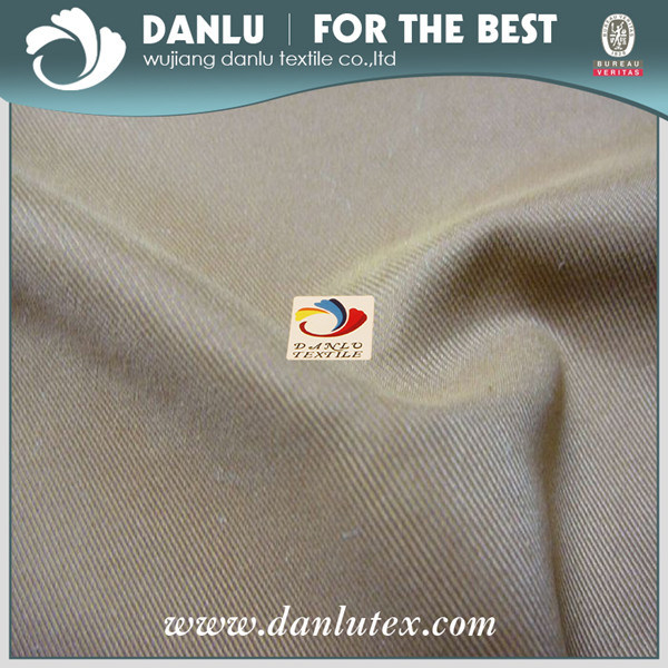 RPET Peach Skin Fabric for Garment/Jackets