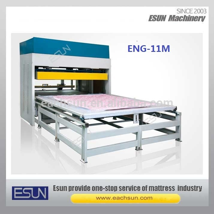 Mattress Compression Packaging Machine Eng-11m
