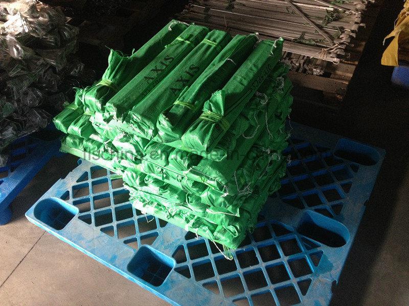 Eco-Friendly 120L/240L Plastic Waste Bin with Two Wheels