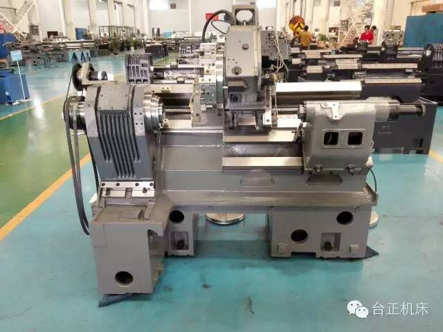 Tck45L Linear Guideway CNC Slant Bed Lathe Machine Tool