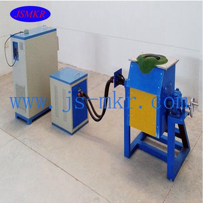 Used Medium Frequency Induction Furnace