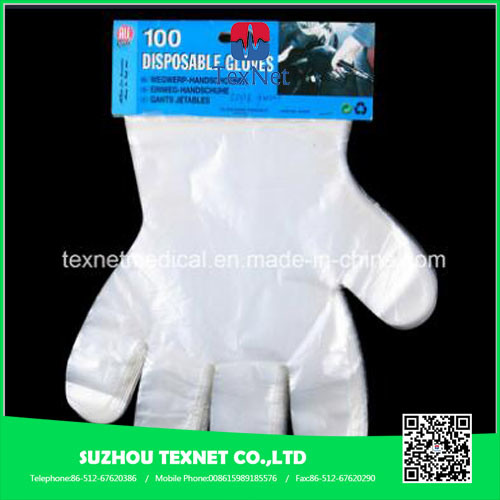 High Quality PE Gloves for Food Use