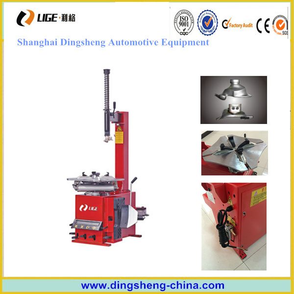 Car Auto Workshop Tire Center Tire Demount Tire Changing Machine
