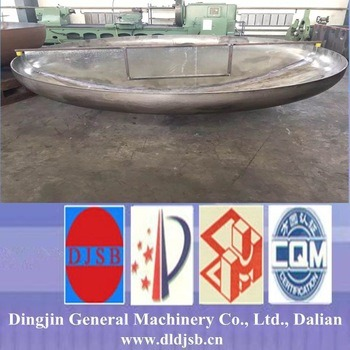 Pressure Vessel Dish Head (304L) /End Cap/Elliptical Head/Hemispherical Head