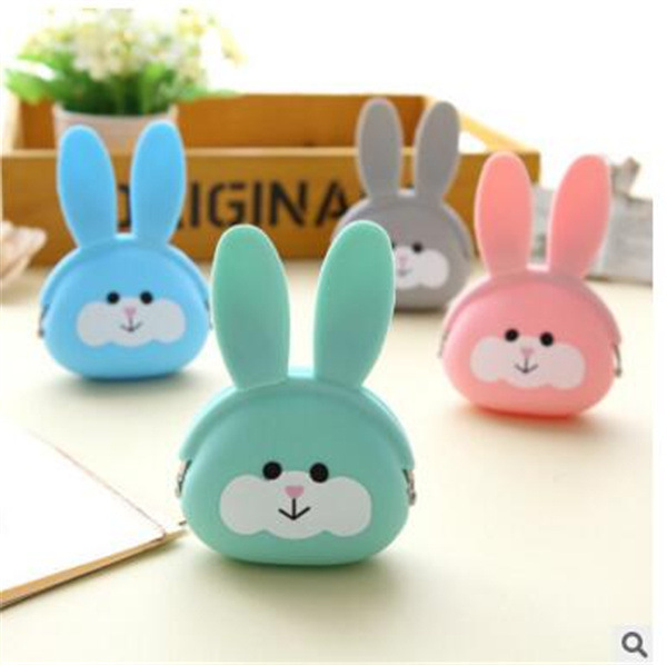 Promotional Cheap Price Silicone Coin Purses for Wholesale
