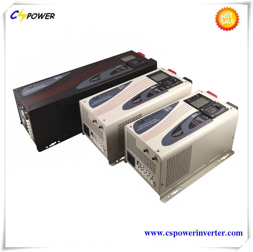 China Factory 2kw Battery Inverter Solar Inverter Pure Sine Wave