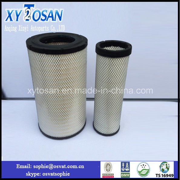 Car/Truck Ah1100 Air Filter Breathable for Diesel Engine Spare Parts