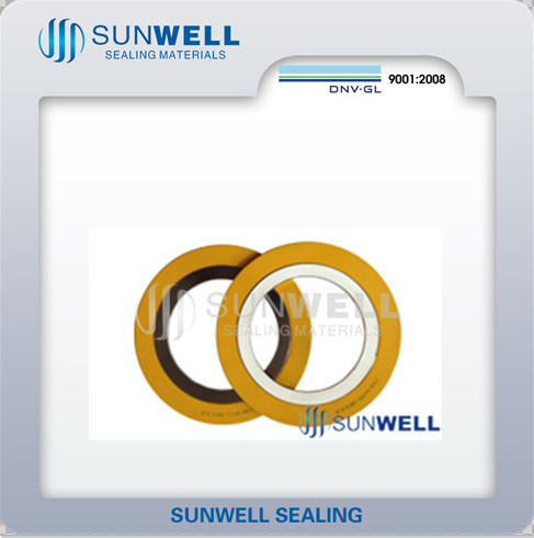 Standard Spiral Wound Gaskets Inner Ring Type