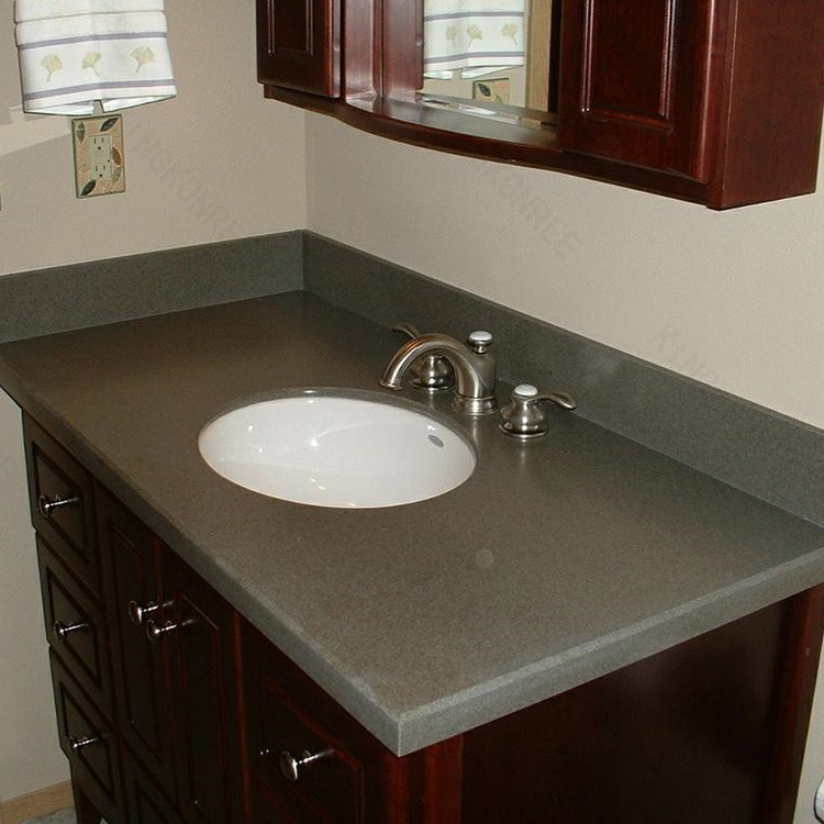 Corian Bathroom Vanity Tops Custom Corian Bathroom Vanity Tops Tsc Kitchen Room Magnificent