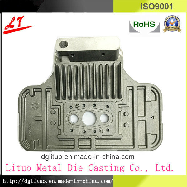 Fast Sale Hardware Aluminum Die Casting Satellite Communication Devices