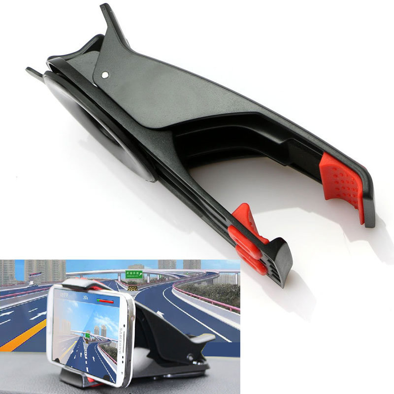Universal 360 Degree Rotation Holder Car Mount for Phone/GPS