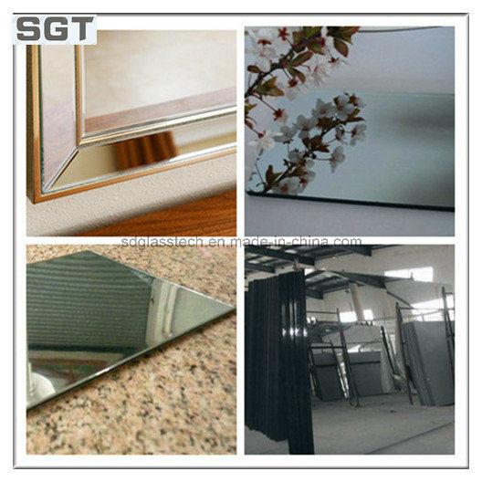 3mm-7mm Furniture Copper Free Mirror