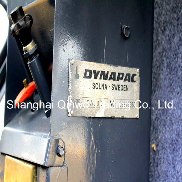 Rebuilding Used Open-Top-Cabin Dynapac 173HP Single Drum Road Roller (CA30D/15tonvibration)
